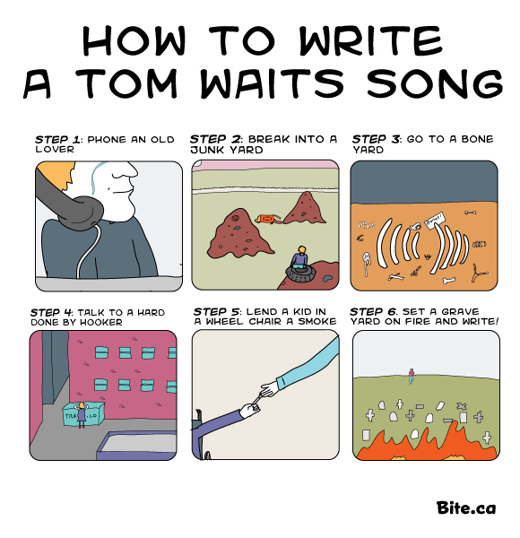 how-to-write-a-tom-waits-song