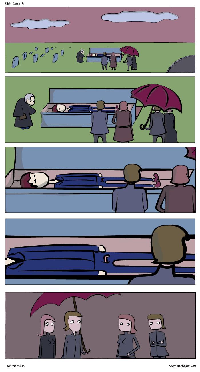 Silent Comic 1