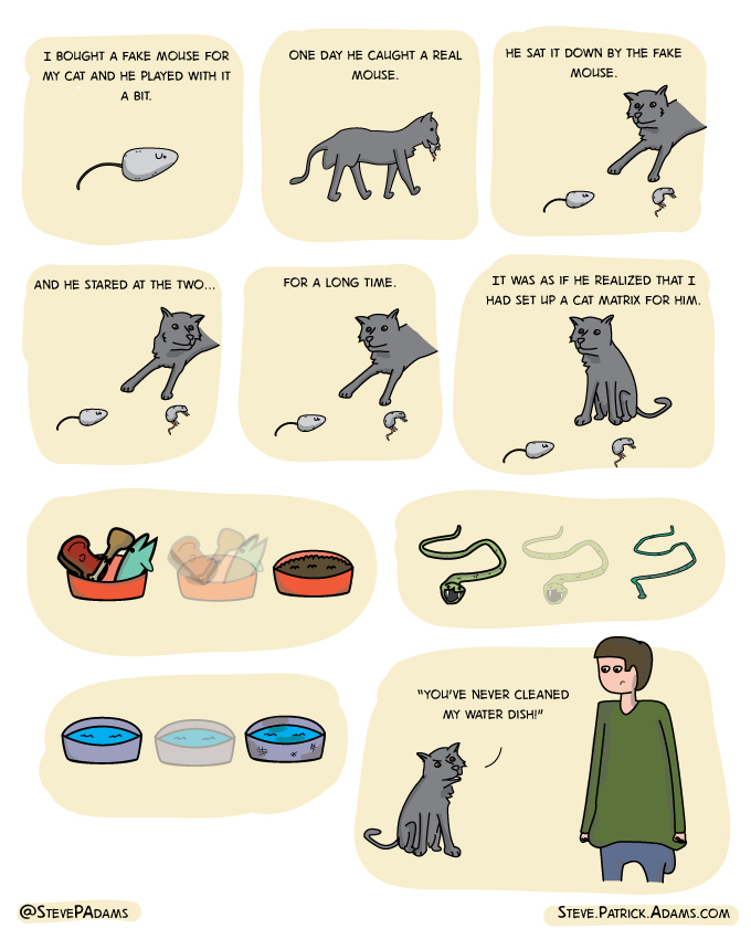 cat matrix
