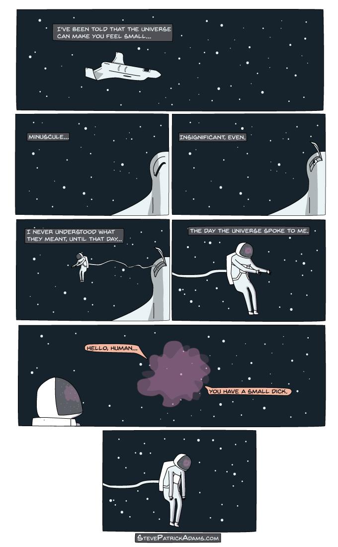 universe shadow
